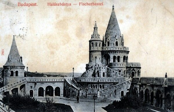 Fishermen's bastion Budapest