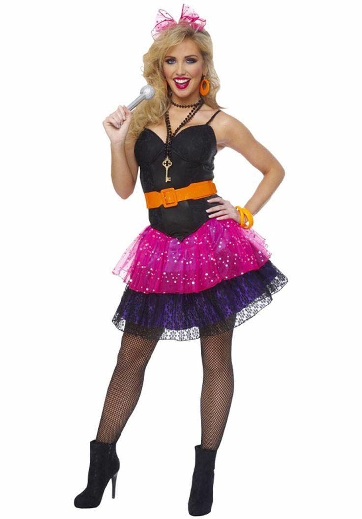 80s Pop Star Costume, 1980s Fancy Dress - 80's Fancy dress at Escapade™ UK - Escapade Fancy Dress on Twitter: @Escapade_UK