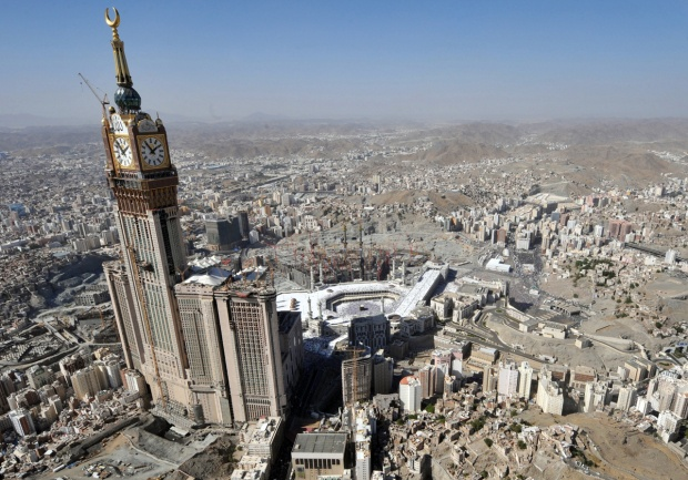 an overview of the hajj a pilgrimage to the grand mosque of mecca Future mecca – saudi  increasing hotel space and improving facilities to make the annual hajj pilgrimage safer and  parts of mecca's grand mosque,.