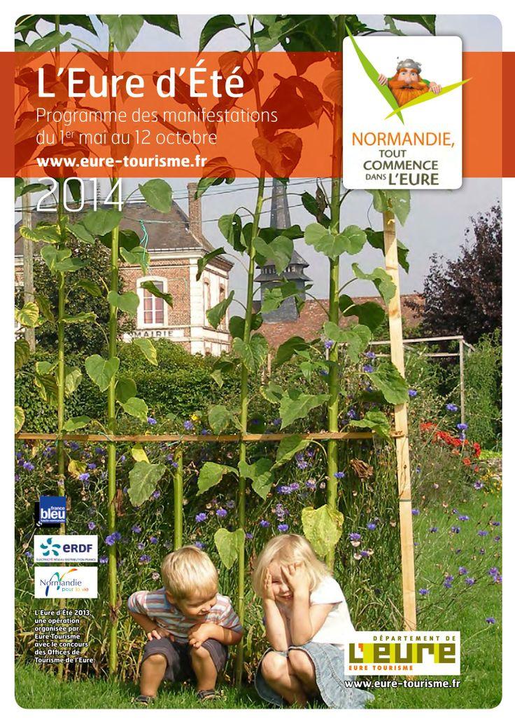 L'Eure d'été : un programme d'animations touristiques dans l'#Eure