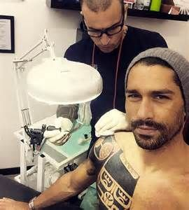 Marco Borriello As Tattoo Pictures