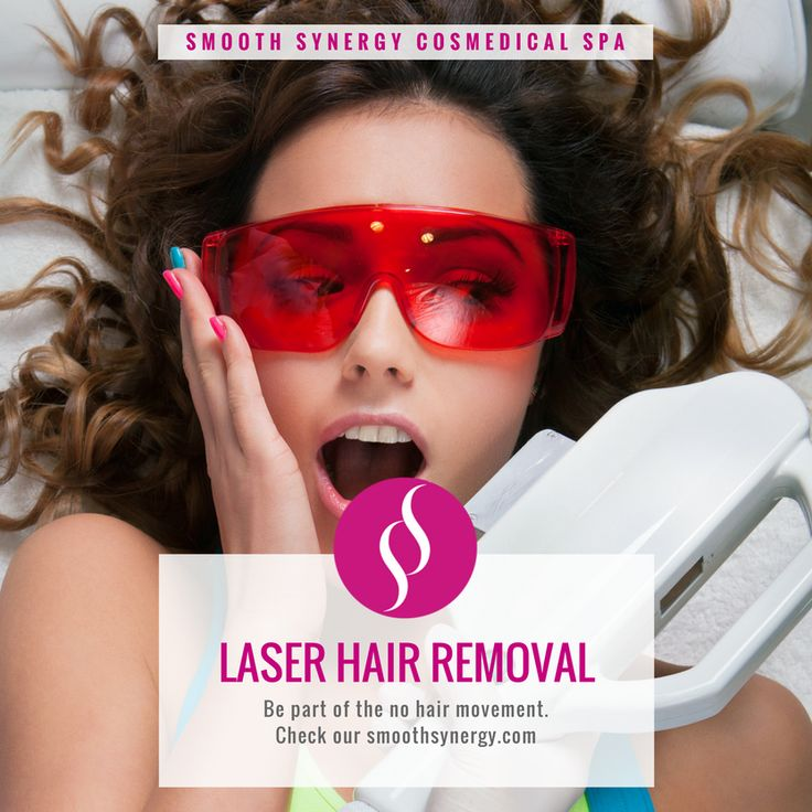 Pin by Smooth Synergy Cosmedical Spa, on Laser hair