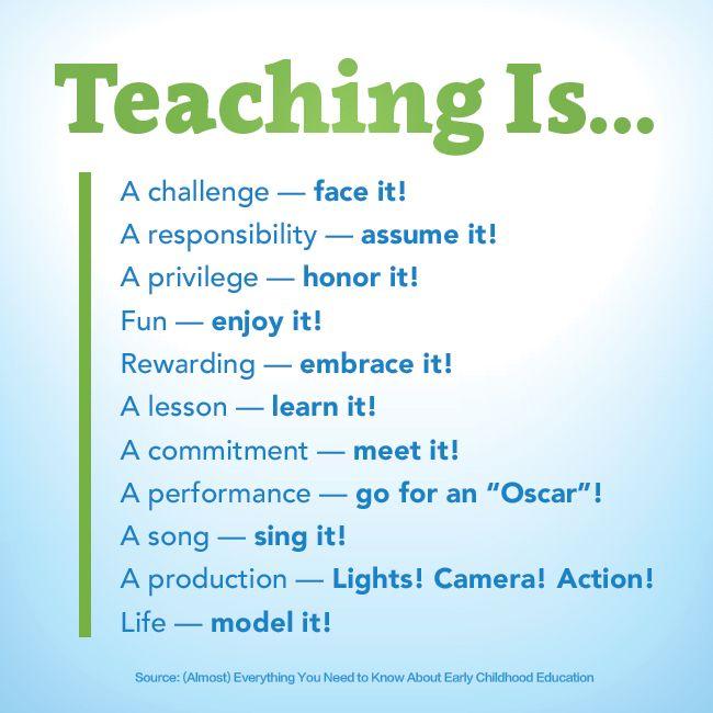 78 bästa bilder om Teaching Quotes & Inspiration på Pinterest ...