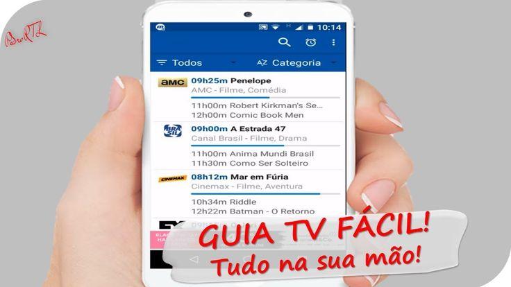 ▶Guia TV - Todas as programações e lembrete de eventos de seu canais!