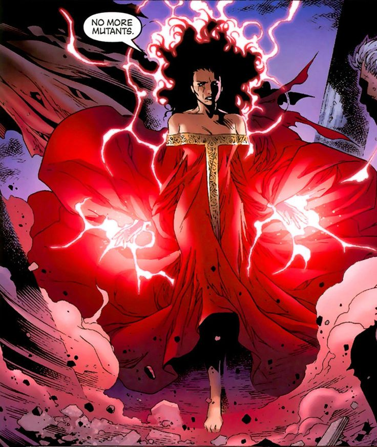 Scarlet Witch: Earth-58163 House of M