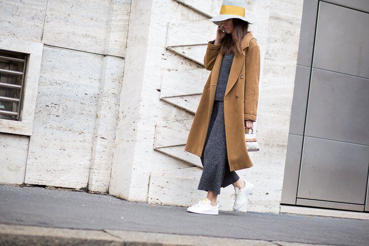 Las mujeres de Milano Moda Uomo © Daniel Bruno Grandl