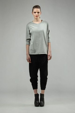 Slouchy Tee by Emma George available from www.taylorboutique.co.nz