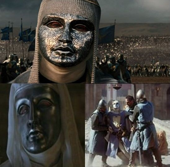 King Baldwin IV - portrayed by Edward Norton. Norton ...