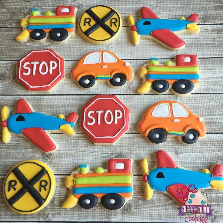 Birthday Cookies! #sweets #customsweets #customcookies