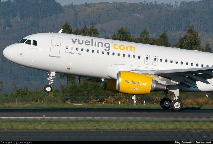 Vueling Airlines http://jamaero.com/airlines/Aviakompaniya ...