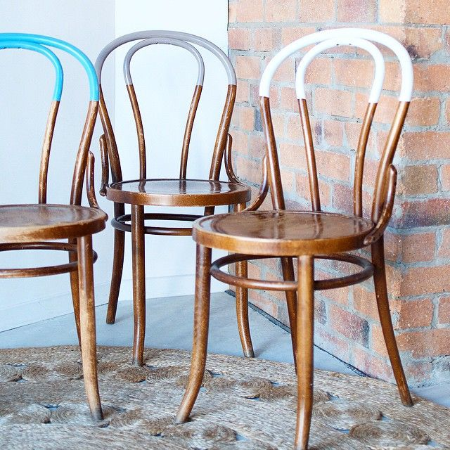 #diy paint dipped chairs, in case you missed it there's a new interiors project on the blog now.
