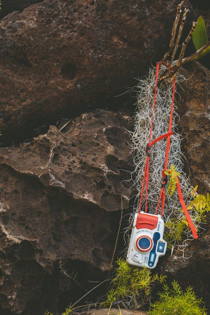 Unpacked: Mari of Nomadic Habit Spills On What She Took To Kauai | Underwater Canon Camera | @saltandwind | www.saltandwind.com | http://saltandwind.com