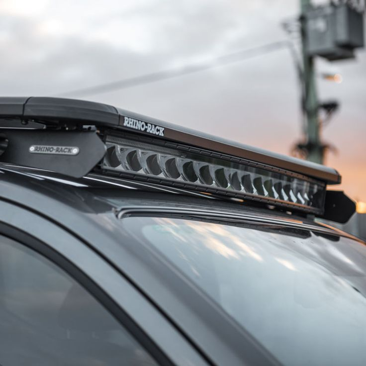 Curved 40.5 inch ST2K Super Drive 16 LED Light Bar by STEDI