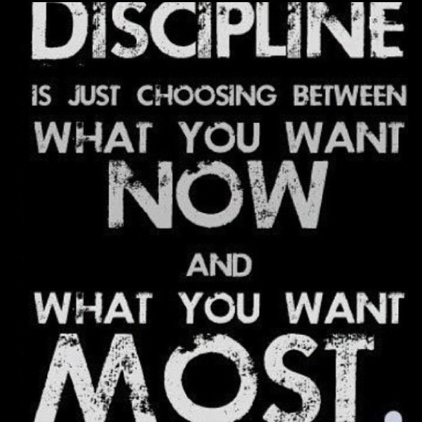 Amen!!! Think of what you want most always because what you want now may ruin all the other stuff