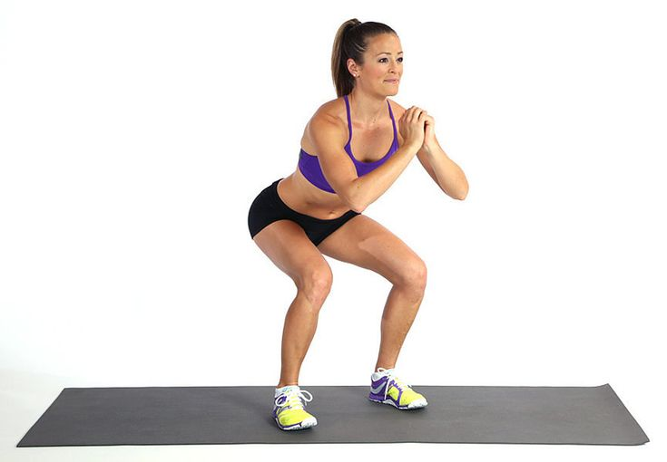 How to Do Squats | POPSUGAR Fitness