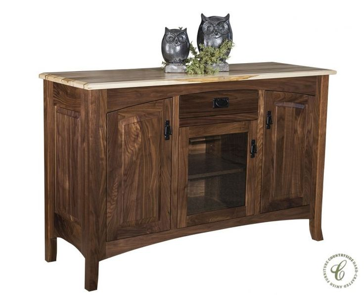 Our Mountain Park Sideboard Is Handmade In The Heart Of Amish Country By  Expert Craftsman Who