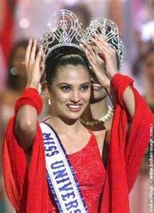 Lara Dutta (India) MIss Universe 2000