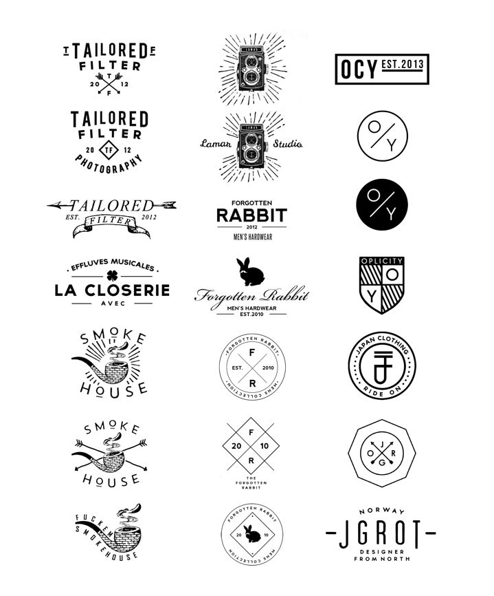 17 Best ideas about Hipster Logo on Pinterest   Hipster ...