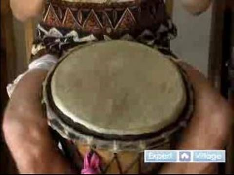 How to Play the Djembe Drum : The Basics of Rhythm on the Djembe Drum