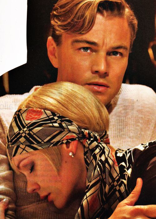 @Megan Spilker and @Elisabeth Wagner - if this is a still image from Great Gatsby (and i'm assuming it is) would your minds be changed about the quality of it? Mine certainly is on the verge......