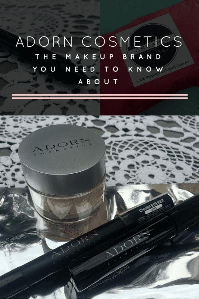 Adorn Cosmetics Review