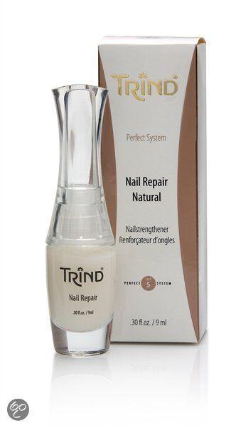 bol.com | Trind Nail Repair - Naturel - Roze