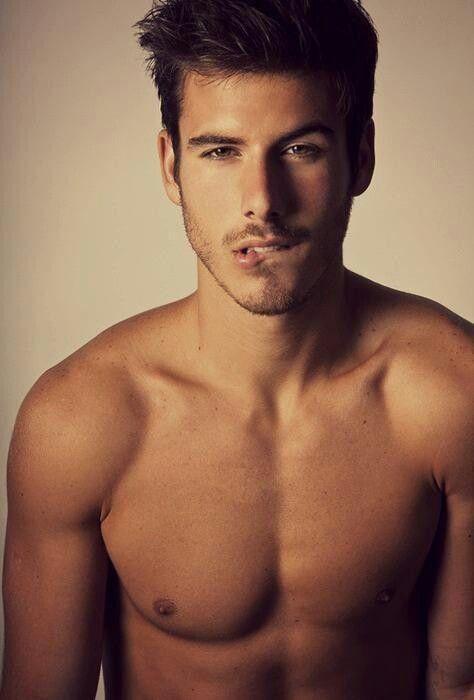 Hot Sexy Men, Gods.  Sexy men   eye candy. #sexy #handsome #men bare. cute dude!! love