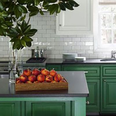 The colour for 2017 is kellygreen (hooray, I've been waiting for this green for a long time) and the look is refinedand generally warming up. Green reigns supreme in 2017 as the most versatile colour with broad appeal. Greens are getting both richer and warmer, moving away from the beachy, minty hues towardsmore groundedshades of yellow green spring shoots and deep leafy greens. (In other words, I think Pantone nailed
