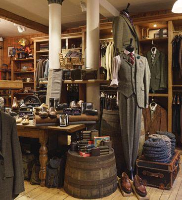✸This Old Stomping Ground✸, moryarty:   Walker Slater, Edinburgh store