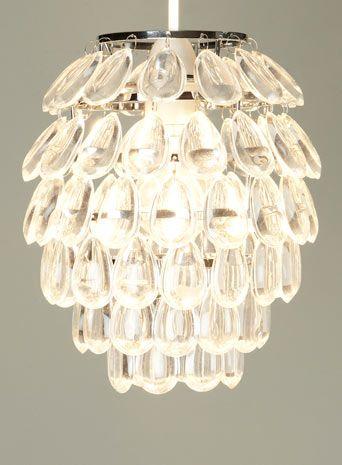 Annie Easyfit - Ceiling Lights - Home Lighting u0026 Furniture - BHS  sc 1 st  Pinterest & 119 best Lighting images on Pinterest | Ceiling lights Pendant ... azcodes.com