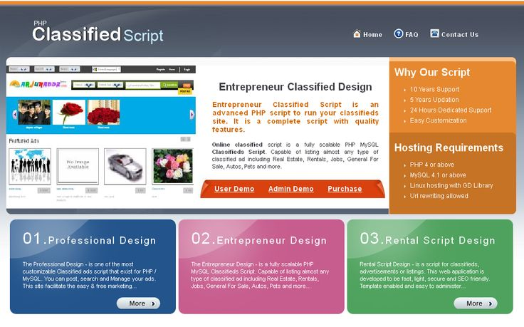 how to run php script