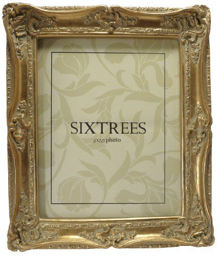 """Shabby Chic Style Very Ornate Gold Photo Frame for 10""""x8"""" (254x203mm) Pictures Chelsea F.C. http://www.amazon.co.uk/dp/B0051GTGW6/ref=cm_sw_r_pi_dp_vI1Ywb1JW95VT"""