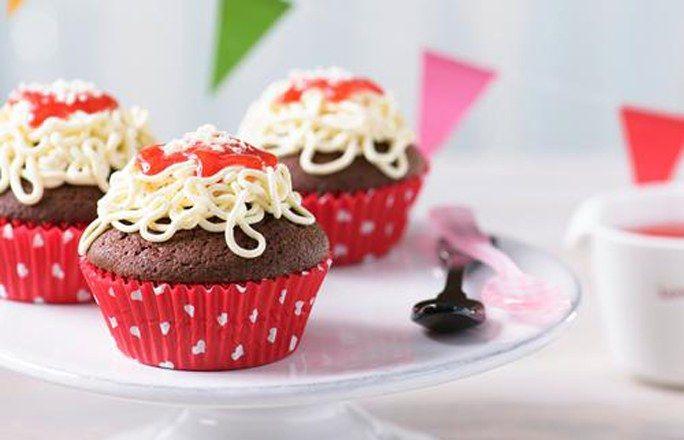 Bringen Kinderaugen zum Strahlen: Muffins für den nächsten Kindergeburtstag