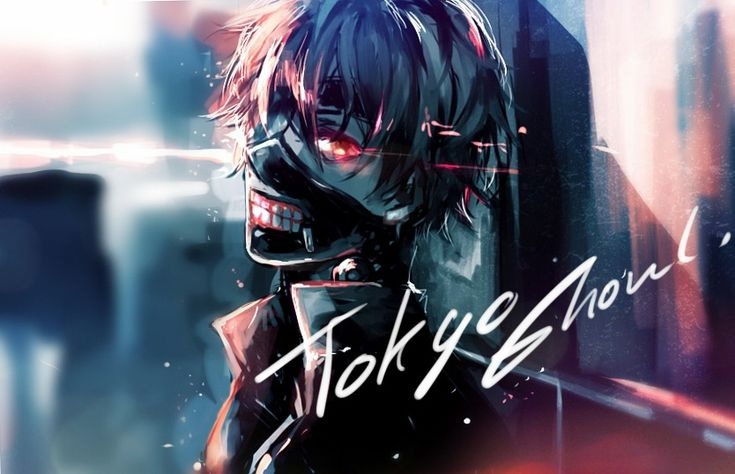 If you're into *cough*cannibalism*cough* zombie boy then this show is recommended ! Kaneki Ken from Tokyo Ghoul !!