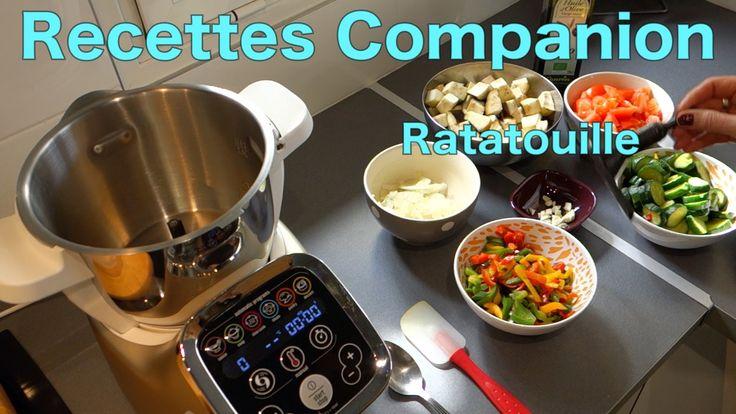 Companion Recipes - Ratatouille