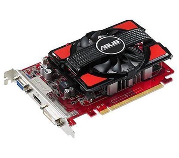 ASUS R7 250 - 1 GB GDDR5 - PCI-Express - Scheda grafica  + Adattatore DVI maschi
