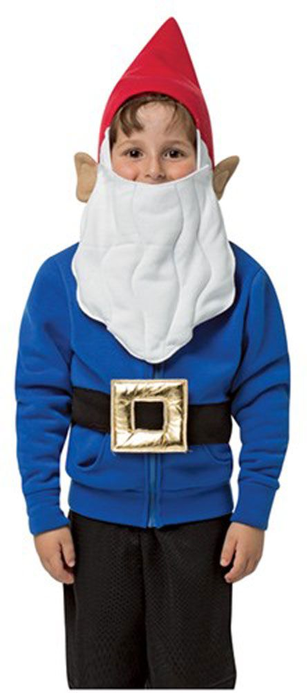 Cool Costumes Hoodie Gnome Child Costume just added...
