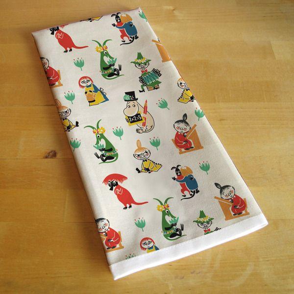 50's pattern Kitchen towel