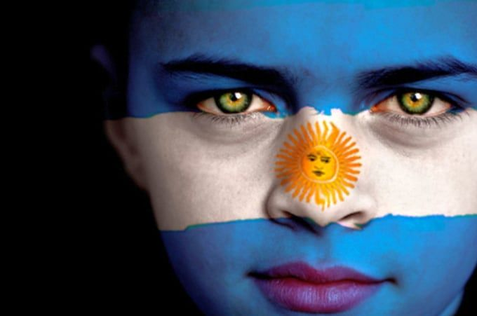 For only $5, visual360 will paint Flag on Face in Photoshop. | Hello mates i can add any flag on face in photoshop for just $5.i can also add the tattoo on the body face if you | On Fiverr.com