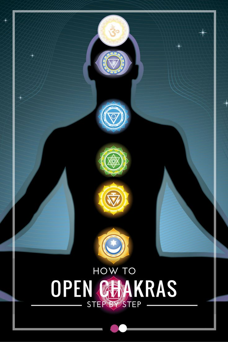 Not sure how to open chakras? We're here to help!