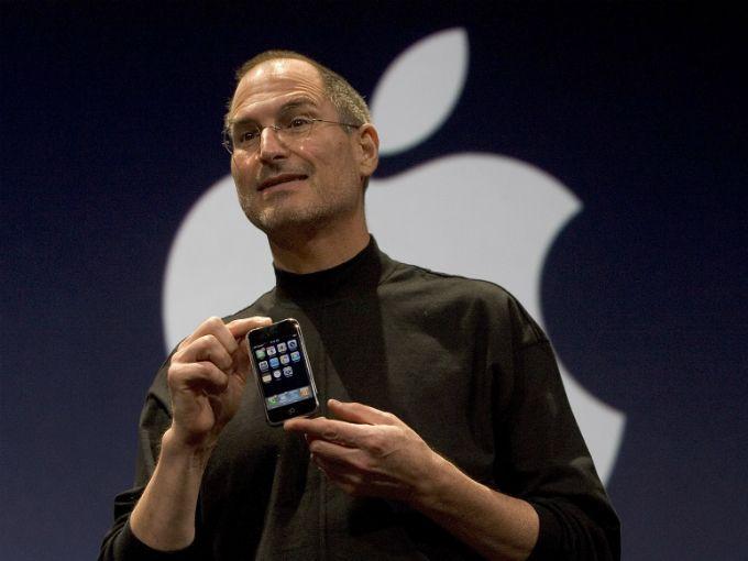 El discurso de Steve Jobs que cambió la historia  Excélsior