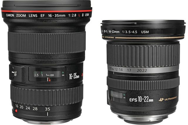 This is a question that comes up quite often, so I am providing a brief explanation to answer it for those users new to the Canon DSLR system. Canon EF and EF-S lenses refer to the mount type of th...