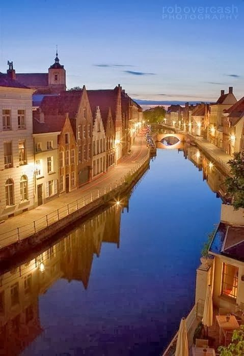 Bruges, Belgium | Incredible Pictures