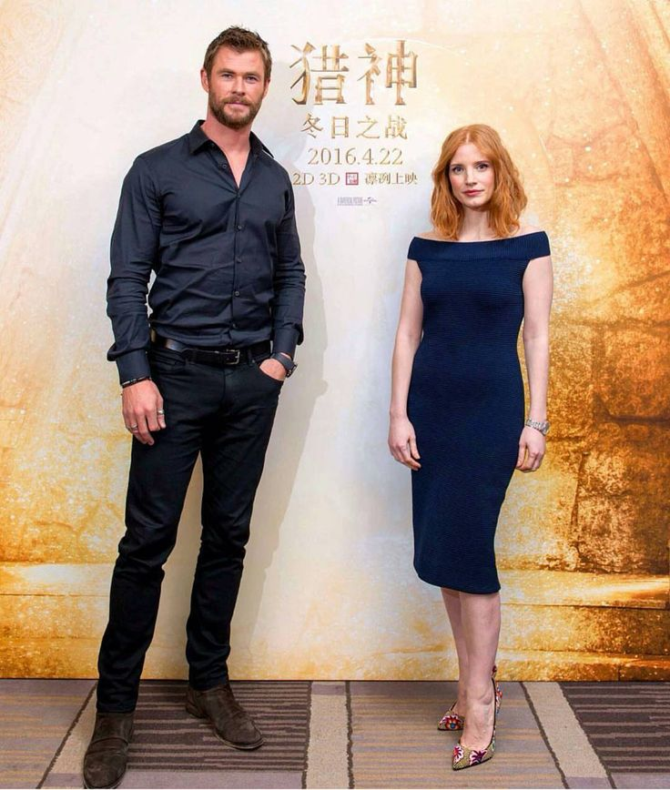 Couldnt access instagram in China so gonna give you a lot of #tbt #TheHuntsman photocall #yesterday by chastainiac