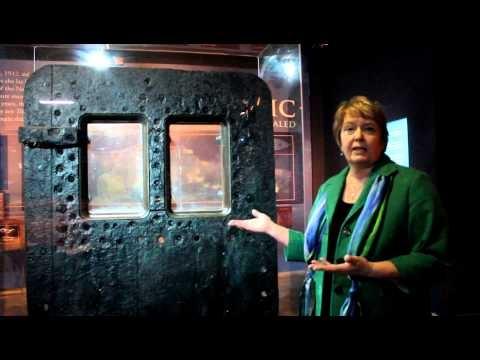 Titanic Artifact: The D Deck Door