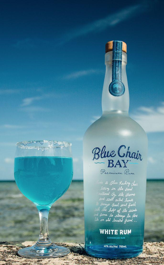 Blue Chair Bay® White Rum + .