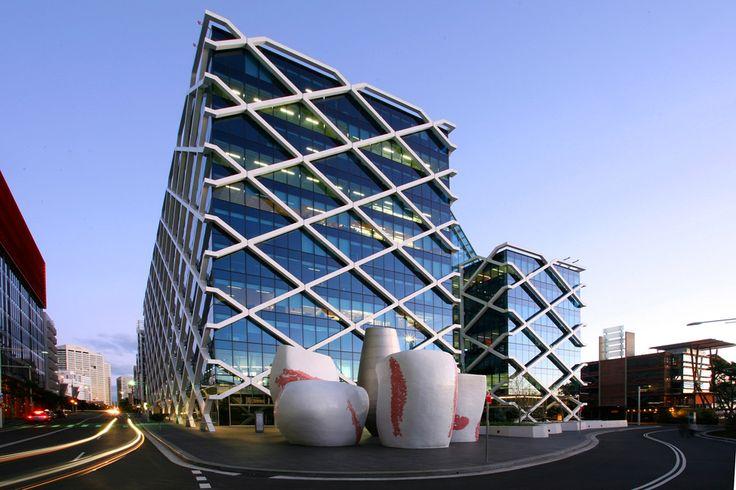 современные офисные здания - Поиск в Google