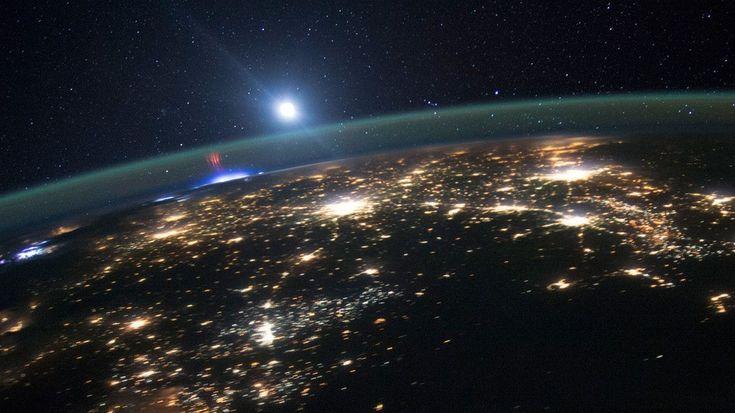 Saiba mais sobre as imagens produzidas pela Estação Espacial Internacional