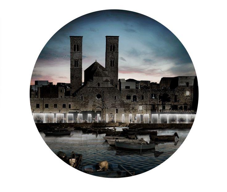 HOLD THE LINE | E13 WINNER. MOLFETTA, ITALIA - render - collettivo arcipelago