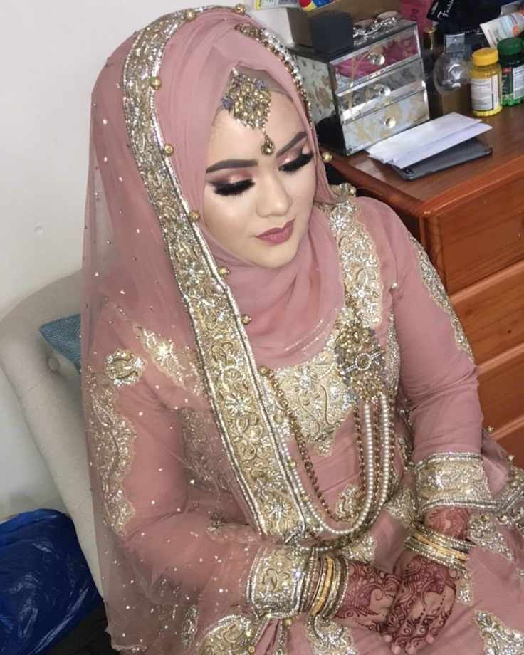 Épinglé par 💕AaFreen Shaikh💕 sur !!⚘Muslim Wedding Beauty⚘!! en 2019 | Muslim wedding dresses ...